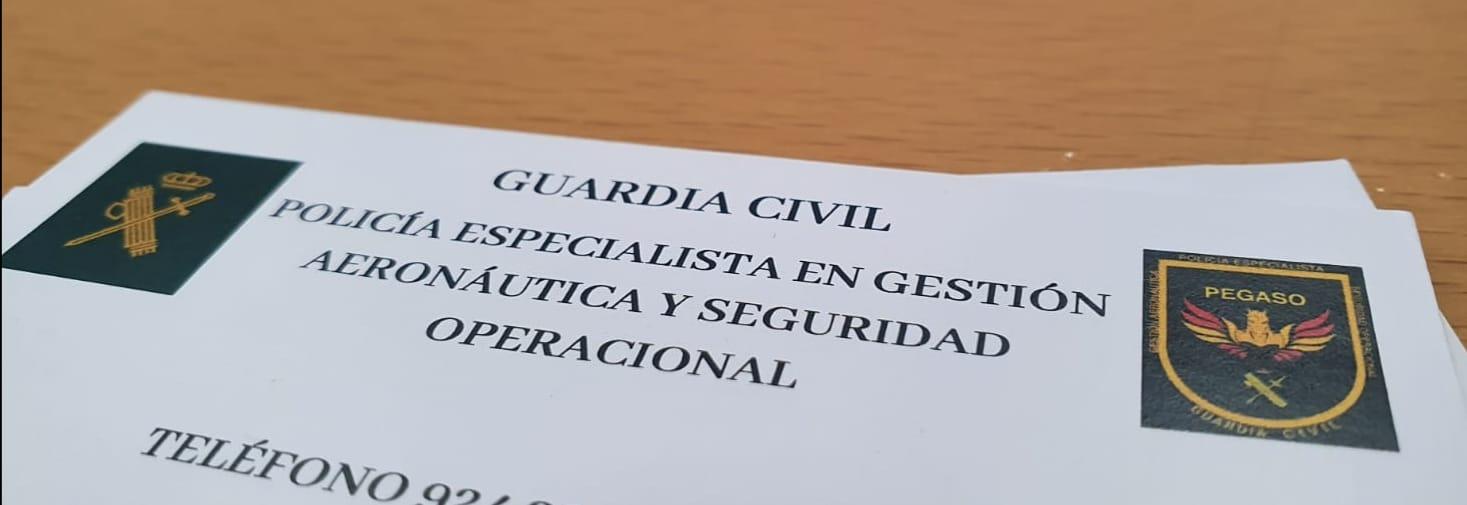 Reunión con la Unidad PEGASO de Extremadura